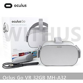 Oculus Go VR MH-A320 32GB Stand-Alone Virtual Reality Headset w/ Controller Se