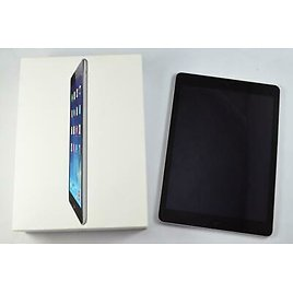IMMACULATE CONDITION APPLE IPAD AIR - SPACE GREY - WIFI - 16GB - 99P START!!