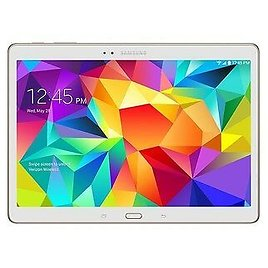 """Samsung Galaxy Tab S T807 Verizon 4G LTE 10.5"""" Android White Tablet A-Grade 887276050652"""