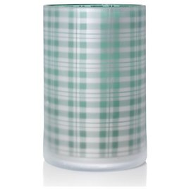 50% OFF   Mountain Plaid Jar Candle Holder - Yankee Candle