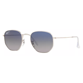 Ray-Ban Hexagonal Collection RB3548 Gradient Glass Polarized Sunglasses   Bass Pro Shops