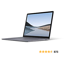 """Microsoft Surface Laptop 3 – 13.5"""" Touch-Screen – Intel Core I7 - 16GB Memory - 256GB Solid State Drive 2020"""