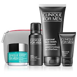 Clinique Men's 5-Pc. Great Skin For Him Gift Set & Reviews - Beauty Gift Sets - Beauty