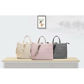 """Laptop Handle Bag Faux Leather 12""""13""""14""""15"""" Notebook Shoulder Pouch For Mac Sony"""