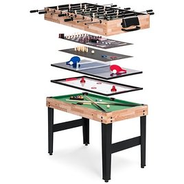 Best Choice Products 10-in-1 Game Table