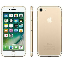 Apple IPhone 7 32GB Factory GSM Unlocked T-Mobile AT&T 4G LTE Smartphone - Gold
