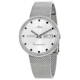Mido Commander I Automatic Silver Dial Men's Watch M842942113