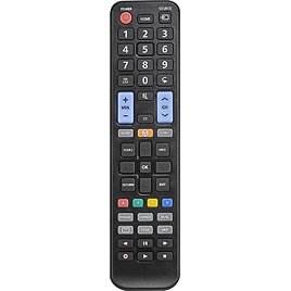 Insignia™ Replacement Remote for Samsung TVs Black NS-RMTSAM17