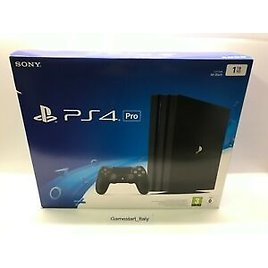Sony Ps4 Console Pro 1 TB-Playstation 4 PAL-used Fully Functional- Show Original Title