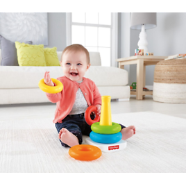 Fisher-Price Rock-a-Stack Play Set FGW58