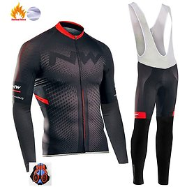 32% OFF|2020 Northwave Pro Team Winter Cycling Clothing Breathable Ropa Ciclismo