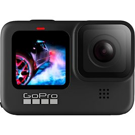 $70 off for GoPro HERO9 Black 5K and 20 MP Streaming Action Camera Black CHDHX-901