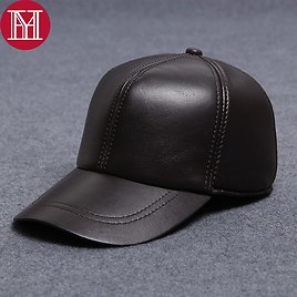 US $9.99 50% OFF|2020 Unisex Sheepkin Leather Baseball Hat 100% Natural Real Sheepskin Leather Cap High Quality Adjustable Outdoor Sports Hat|leather Baseball Hat|baseball Hatsport Hat - AliExpress