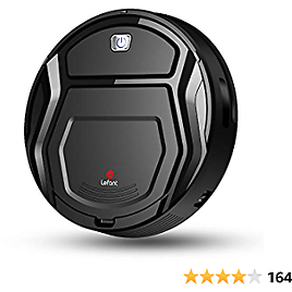 Robot , Automatic Robotic Vacuum Cleaner Small ,Self-Charging,1500Pa Powerful Suction