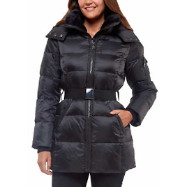 Two By Vince Camuto Ladies' Belted Parka (2 colors)
