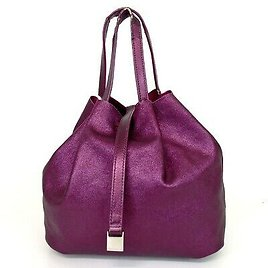 Authentic TIFFANY&Co. Reversible Handbag Leather/suede[Used]
