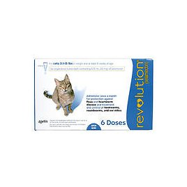 Revolution for Cats & Dogs 3pack