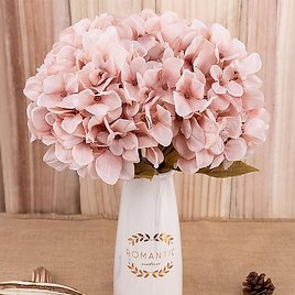 US $3.78 |artificial Flowers Hydrangea Branch Home Wedding Decor Autum Silk Plastic Flower High Quality Fake Flower Party Room Decoration|Artificial & Dried Flowers| - AliExpress