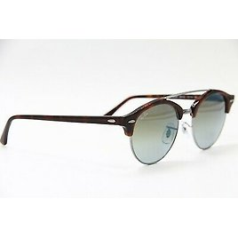 NEW RAY-BAN SUNGLASSES RB 4346 6251/9J BROWN GRADIENT AUTHENTIC 51-19