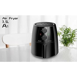 Style Selections 3.7-Quart Air Fryer