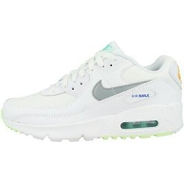 Nike Air Max 90 GS Shoes Sport Casual Sneakers Trainers White CZ5868-100