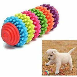 Hot Rubber Chew Treat Cleaning Pet Dog Puppy Toy Training Dental Teething Gums