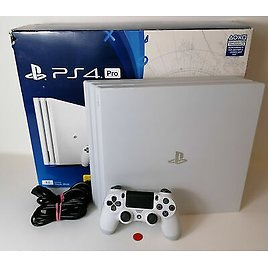 Sony Playstation 4 Pro 1TB | 1000GB | PS4 Pro | Console | White | Used OVP
