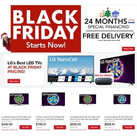Black Friday Deals Now AD