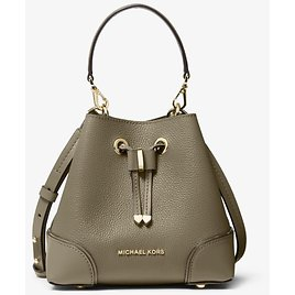 Mercer Gallery Extra-Small Pebbled Leather Bag
