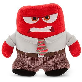 Anger Plush – Inside Out – Small – 8 1/2'' | ShopDisney