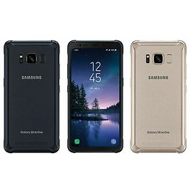 Samsung Galaxy S8 Active G892A AT&T OR Unlocked GSM Android Cellphone GRAY GOLD