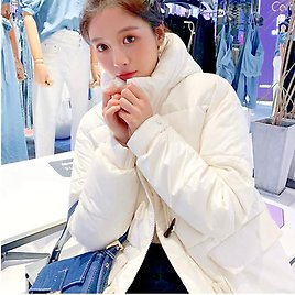 Latest 2020 Winter Women Jackets Quilted Puffer Parkas High-Quality Hooded Warm