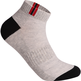 5 Pairs Men Cotton Sport Socks Low Cut Ankle Casual Sock Breathable Soft Hosiery