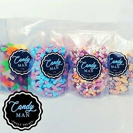 Kingsway Pick N Mix Retro Sweets Candy Wedding Favours Kids Treats Party Haribo