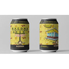 Beer for Breakfast? New Waffle House Collaboration Brew Smells Like Bacon