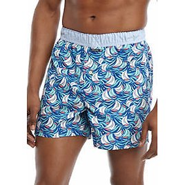 Crown & Ivy™ Print Woven Boxers
