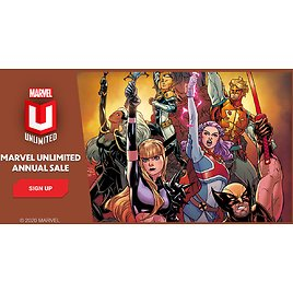 Marvel Digital Comics Unlimited