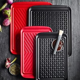 Grill Prep Trays, Set of 2