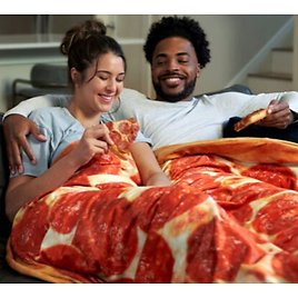 Pizza Hut Releases Limited-Edition Original Pan Weighted Blanket
