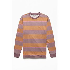 PacSun Miguel Striped Long Sleeve T-Shirt