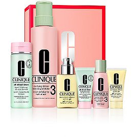 Clinique Great Skin Everywhere Set for Combination Oily to Oily Skin
