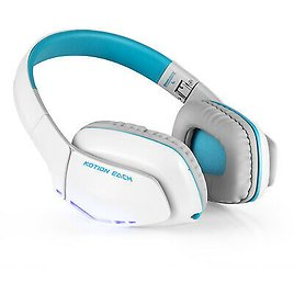 Bluetooth Headphone Wireless Headset Folding Gaming with Mic USB +Charging Cable