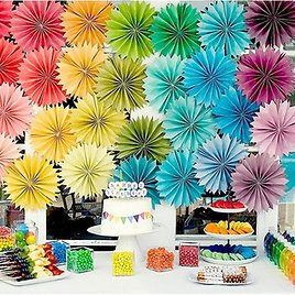 Christmas 12 Colors DIY Decorations Flower Comb Ball Party Pendant & Drop Ornaments SuppliesFestival Gifts & Party SuppliesfromHome and Gardenon Banggood.com