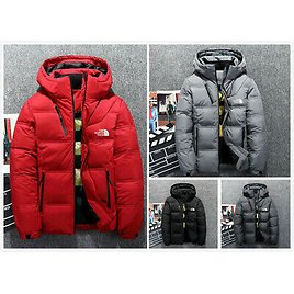 2021 New Classic Men's Winter Warm Thick Duck Down Jacket Snow Hooded Coat Parka