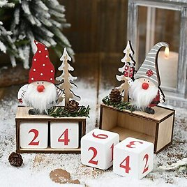 Christmas Home Merry Dining Gifts Party Xmas Noel Decor New Year Decorations