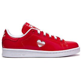 Adidas Originals Stan Smith Valentines Day - Red White / Shoes Sneakers / G28136