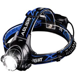 USB Rechargeable Headlamp / Only 1 Light