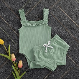 Baby Girl Casual Sets