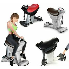 Exercise Ride Electric Bike Apparatus Home Gym Total Full Body Fitness Machine