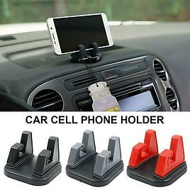 Dashboard Non-slip Mat Rubber Mount Phone Holder Pad Mobile Stand In Car